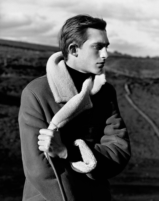 CAMPAIGN Charlie Taylor for Margaret Howell Fall 2015 by Alasdair McLellan. www.imageamplified.com, Image Amplified (3)