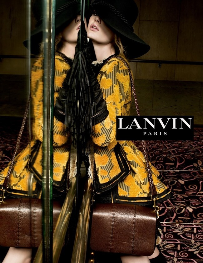 CAMPAIGN Lanvin Fall 2015 by Tim Walker. Jacob K, www.imageamplified.com, Image amplified (7)