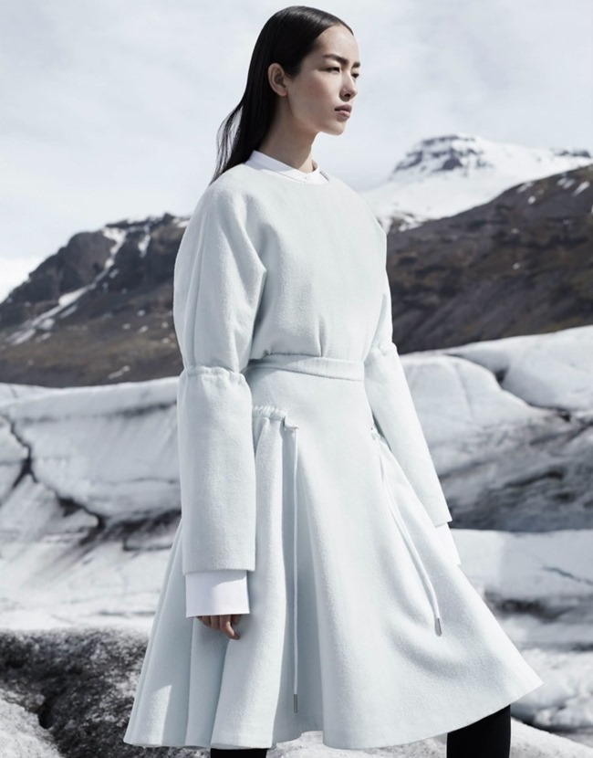 CAMPAIGN Fei Fei Sun for COS Fall 2015 by Karim Sadli. Jonathan Kaye, www.imageamplified.com, Image Amplified (2)