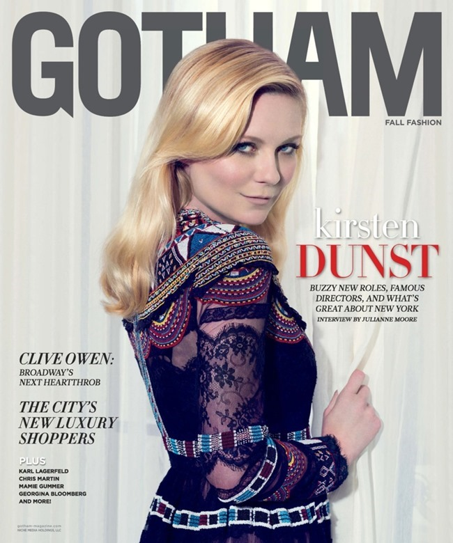 GOTHAM MAGAZINE Kirsten Dunst by REne & Radka. Nina & Clare Hallworth, September 2015, www.imageamplified.com, Image amplified (6)