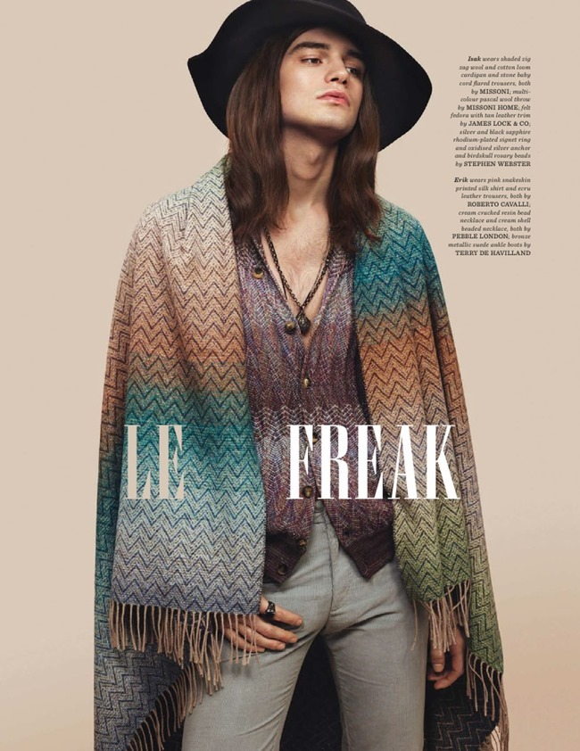 GQ STYLE UK Le freak, c'est chic by Thomas Cooksey. Jo Levin, Summer 2015, www.imageamplified.com, Image Amplified (6)