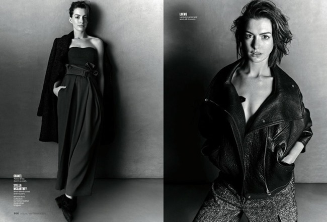 INSTYLE MAGAZINE Anne Hathaway by Michelangelo di Battista. Melissa Rubini, September 2015, www.imageamplified.com, Image Amplified (1)