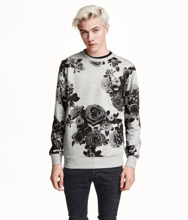 LOOKBOOK Lucky Blue Smith for H&M Fall 2015. www.imageamplified.com, Image amplified (7)