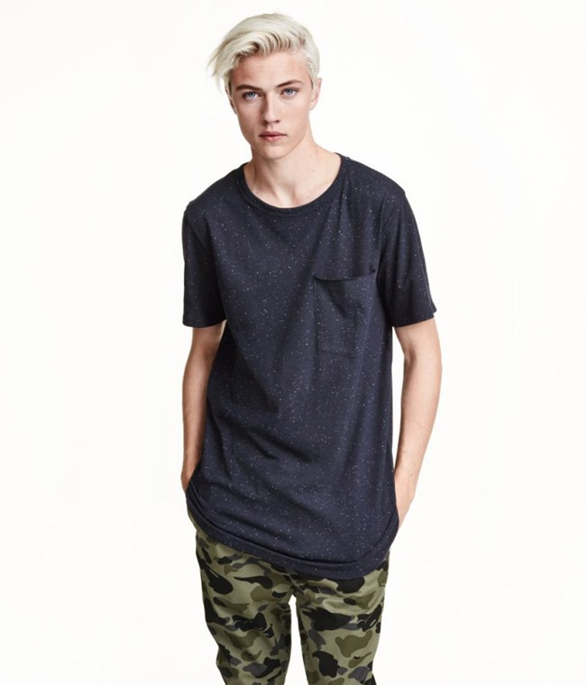 LOOKBOOK Lucky Blue Smith for H&M Fall 2015. www.imageamplified.com, Image amplified (15)