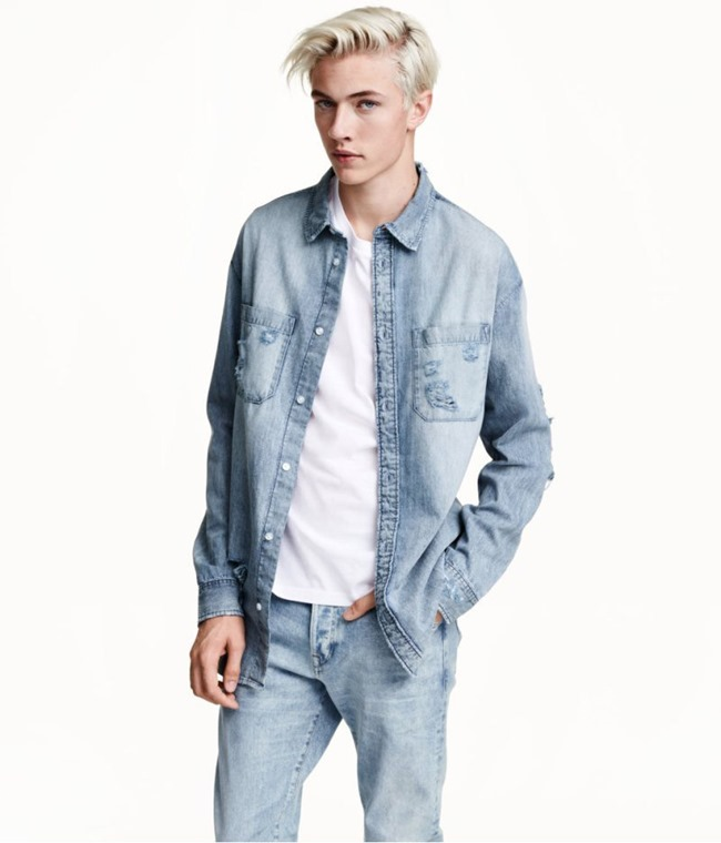 LOOKBOOK Lucky Blue Smith for H&M Fall 2015. www.imageamplified.com, Image amplified (16)