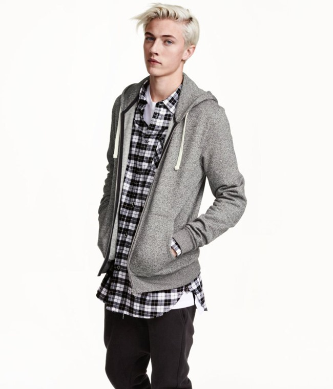 LOOKBOOK Lucky Blue Smith for H&M Fall 2015. www.imageamplified.com, Image amplified (17)