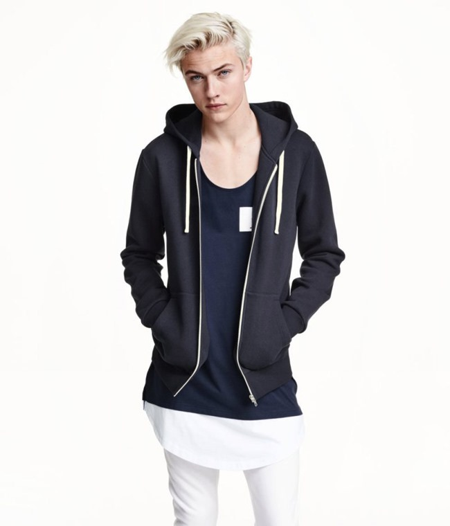 LOOKBOOK Lucky Blue Smith for H&M Fall 2015. www.imageamplified.com, Image amplified (18)