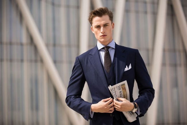COLLECTION Bastiaan van Gaalen for Massimo Dutti Business Lux Fall 2015 by Quentin de Briey. www.imageamplified.com, Image Amplified (2)