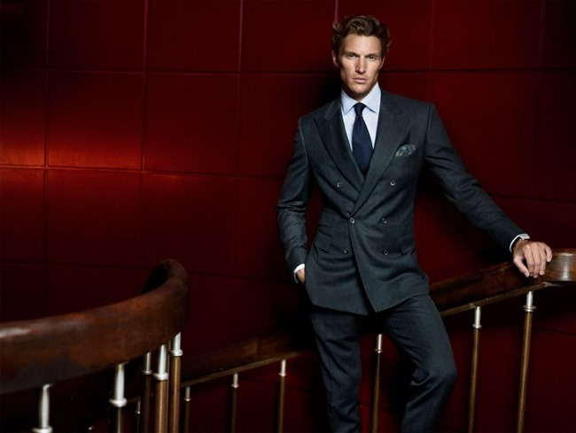 COLLECTION Shaun de Wet for Massimo Dutti Extreme Lux Fall 2015 by Hunter & Gatti. www.imageamplified.com, Image Amplified (1)