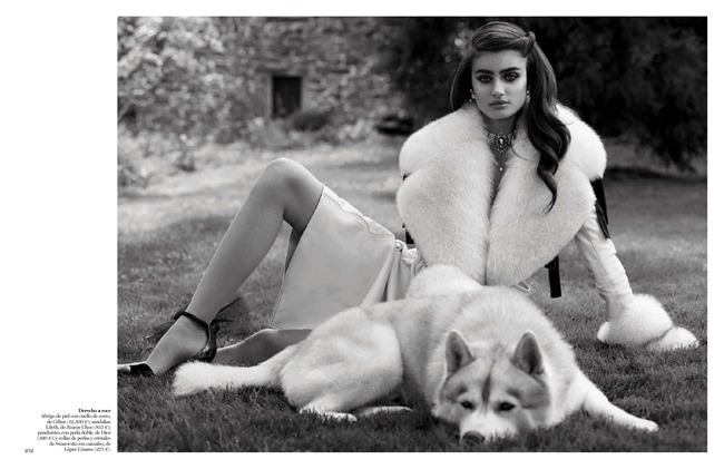 VOGUE SPAIN Taylor Hill by Miguel Reveriego. Belen Antolin, September 2015, www.imageamplified.com, Image Amplifie