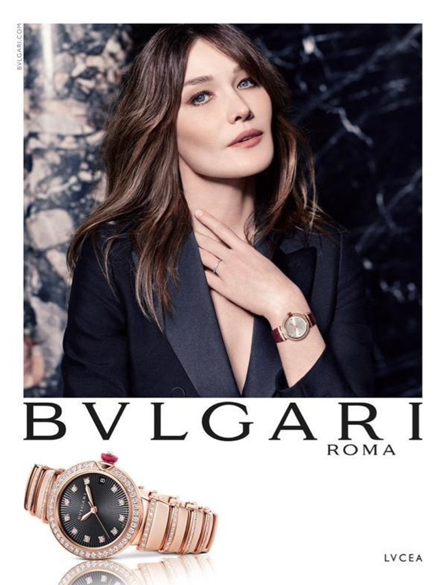 CAMPAIGN Carla Bruni for Bulgari Fall 2015 by Mikael Jansson. www.imageamplified.com, Image Amplified (2)