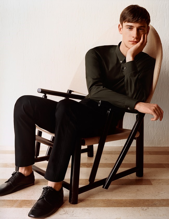 LOOKBOOK UNIQLO x Lemaire Fall 2015. www.imageamplified.com, Image Amplified (1)