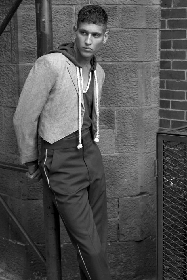 AGENCY John Kolic @ RequestClick Models by Joseph Bleu. Monkey, Fall 2015, www.imageamplified.com, Image Amplified (2)