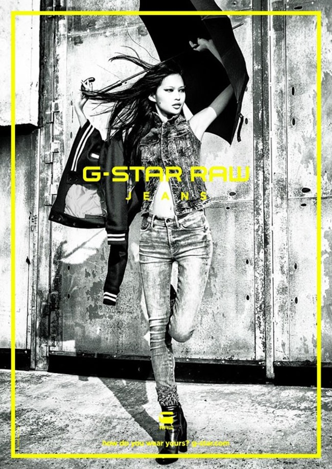 CAMPAIGN G-Star Raw Fall 2015 by Ellen von Unwerth. www.imageamplified.com, Image Amplified (12)
