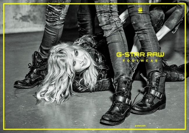 CAMPAIGN G-Star Raw Fall 2015 by Ellen von Unwerth. www.imageamplified.com, Image Amplified (2)