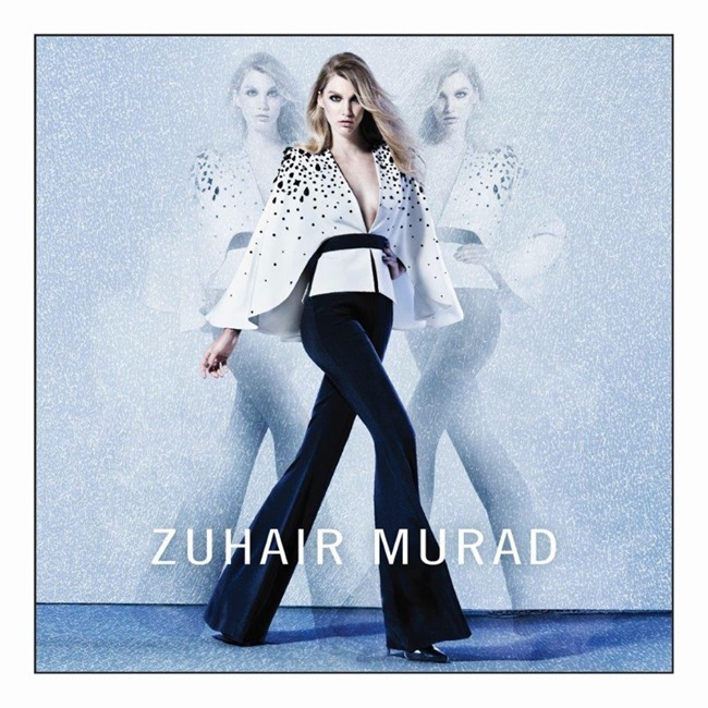 CAMPAIGN Irina Nikolaeva for Zuhair Murad Fall 2015. www.imageamplified.com, Image amplified (3)