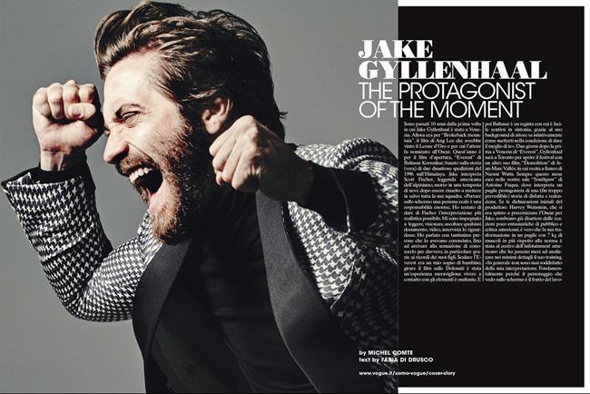 L'UOMO VOGUE Jake Gyllenhaal by Michel Comte. September 2015, www.imageamplified.com, Image Amplified (3)