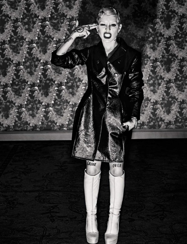 VOGUE ITALIA Brooke Candy by Steven Klein. Patti Wilson, September 2015, www.imageamplified.com, Image amplified (2)