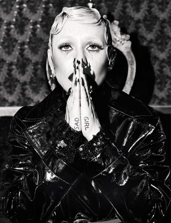 VOGUE ITALIA Brooke Candy by Steven Klein. Patti Wilson, September 2015, www.imageamplified.com, Image amplified (4)