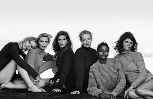 VOGUE ITALIA In Love With by Peter Lindbergh. Carlyne Cerf de Dudzeele, September 2015, www.imageamplified.com, Image amplified (2)