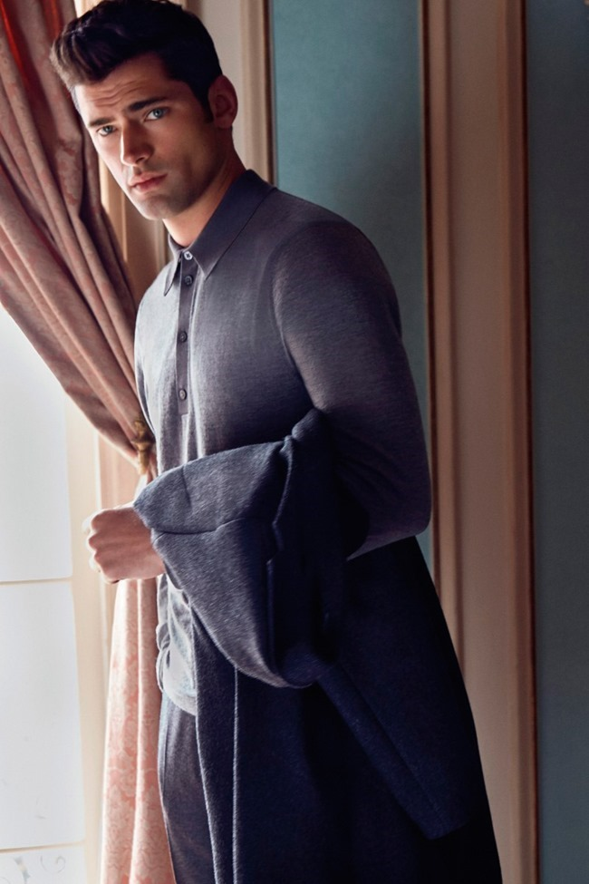 CAMPAIGN Sean O'Pry for Cerruti 1881 Fall 2015 by Francesco Carrozzini, www.imageamplified.com, Image Amplified (2)
