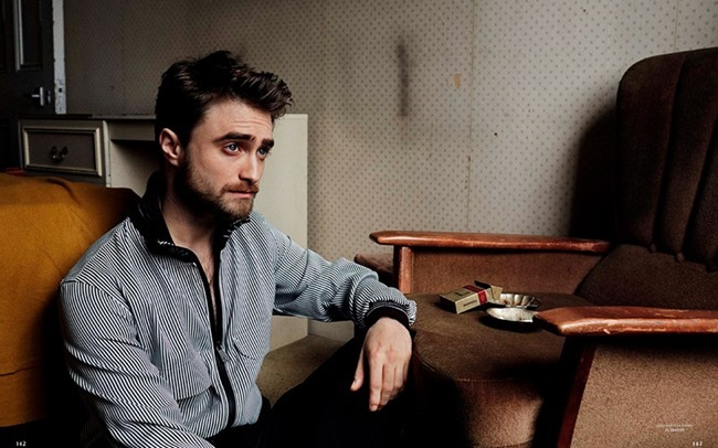 GQ STYLE GERMANY Daniel Radcliffe by Paul Wetherwell, Fall 2015, www.imageamplified.com, Image Amplified (4)