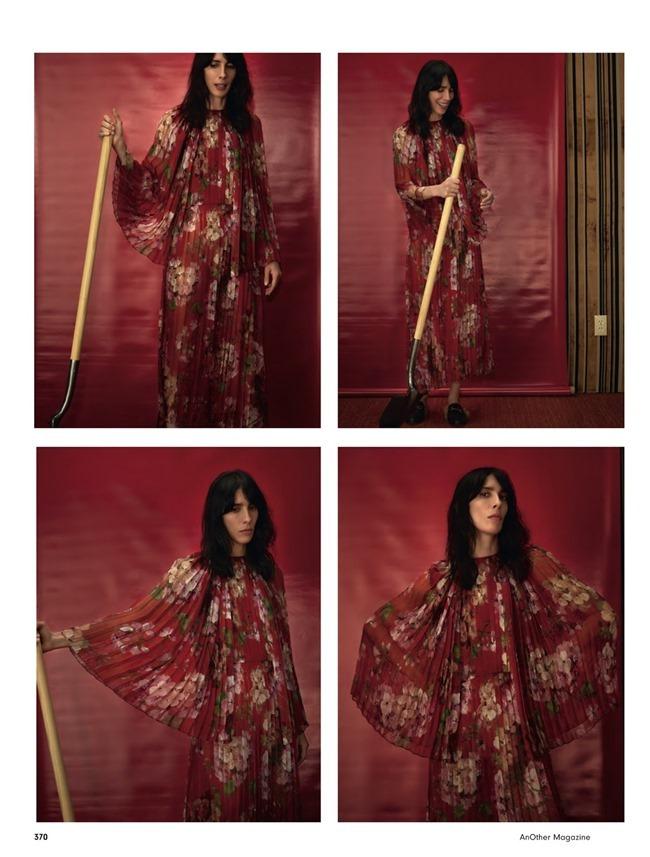 ANOTHER MAGAZINE Jamie Bochert by Roe Ethridge. Karen Langley, Fall 2015, www.imageamplified.com, Image Amplified (3)