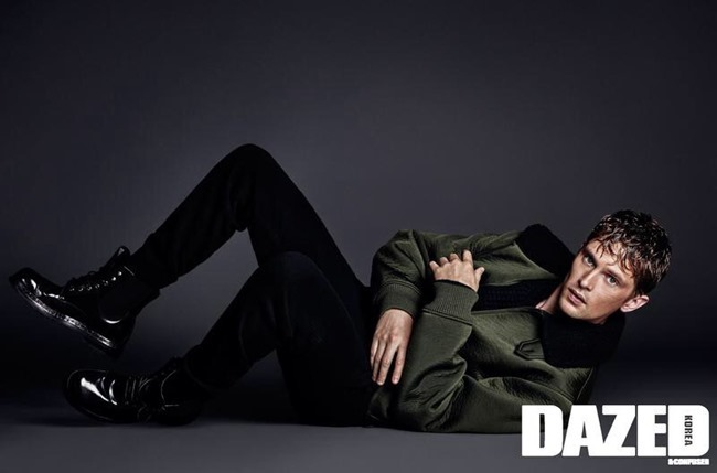 DAZED & CONFUSED KOREA Mathias Lauridsen by Choi Yong Bin. Christian Stroble, Fall 2015, www.imageamplified.com, Image Amplified (2)