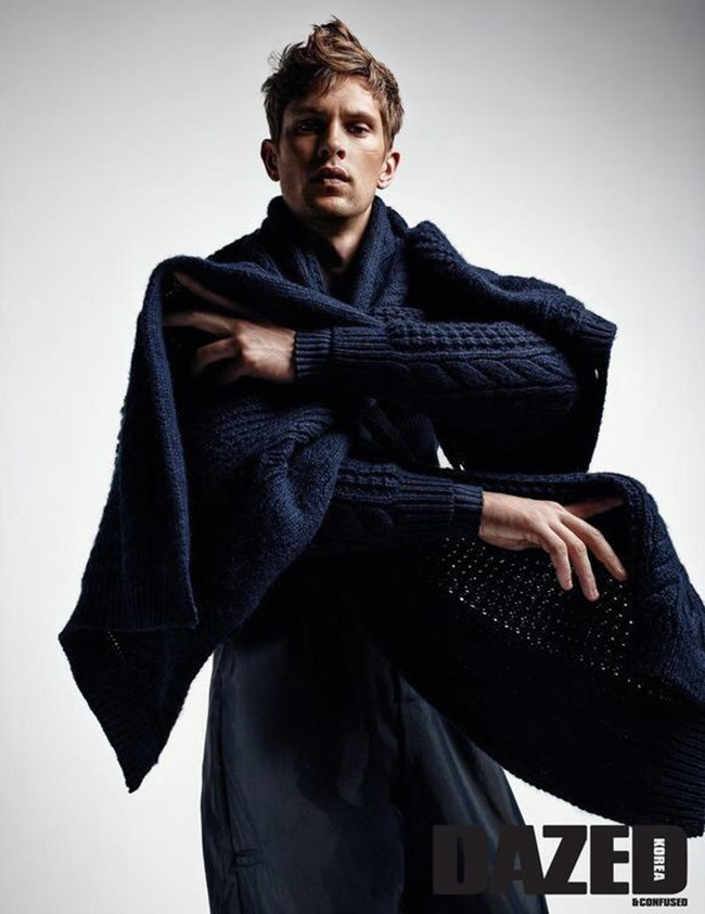DAZED & CONFUSED KOREA Mathias Lauridsen by Choi Yong Bin. Christian Stroble, Fall 2015, www.imageamplified.com, Image Amplified (11)