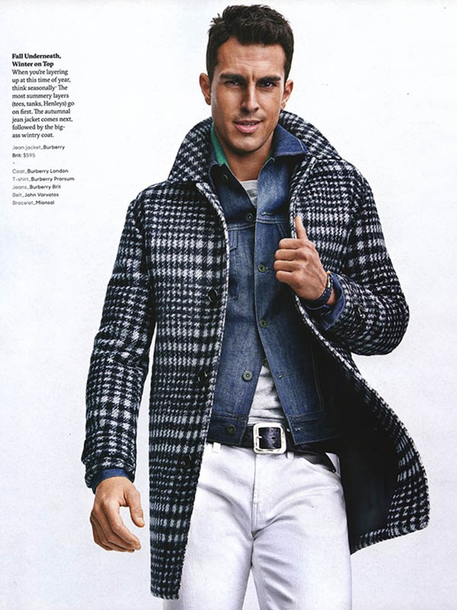 GQ MAGAZINE Clint Mauro by Tom Schirmacher. Kelly McCabe, Fall 2015, www.imageamplified.com, Image Amplified (2)