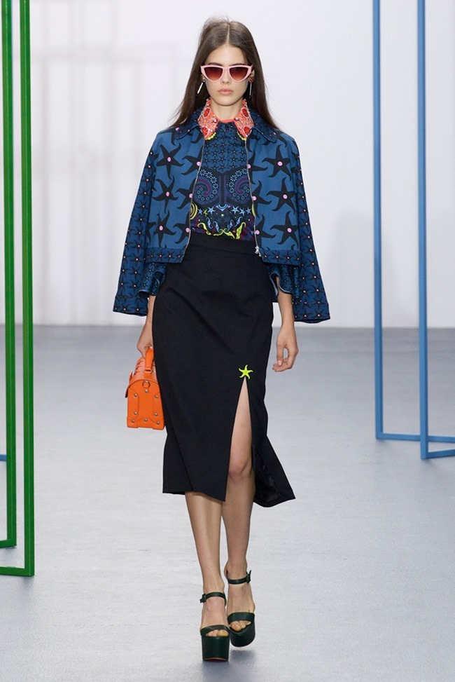 LONDON FASHION WEEK Holly Fulton Spring 2016. www.imageamplified.com, Image Amplified (9)