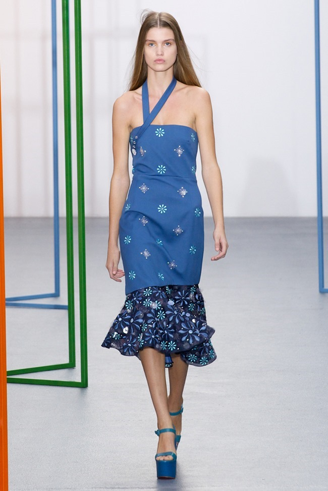 LONDON FASHION WEEK Holly Fulton Spring 2016. www.imageamplified.com, Image Amplified (24)