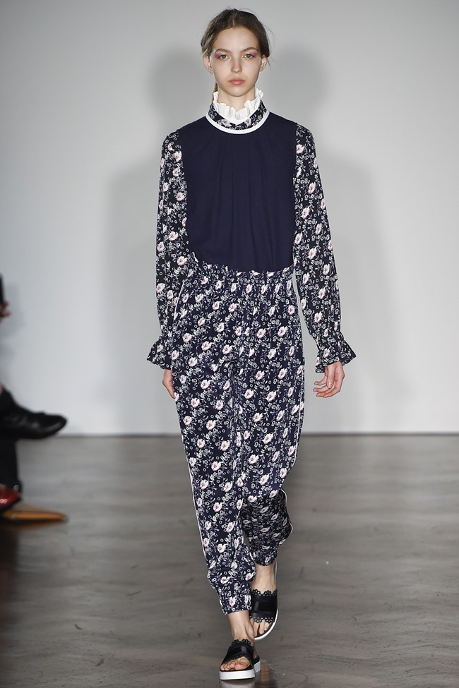 LONDON FASHION WEEK Mother of Pearl Spring 2016. www.imageamplified.com, Image Amplified (30)