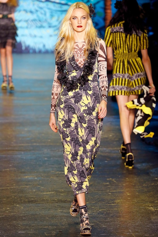 NEW YORK FASHION WEEK Anna Sui Spring 2016. www.imageamplified.com, Image Amplified (12)
