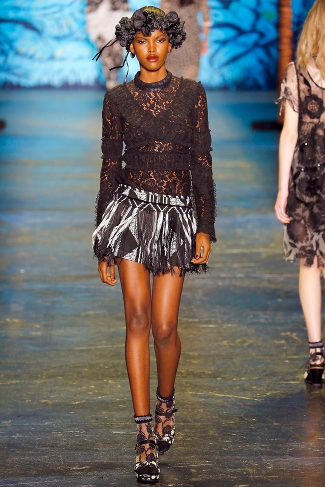 NEW YORK FASHION WEEK Anna Sui Spring 2016. www.imageamplified.com, Image Amplified (39)