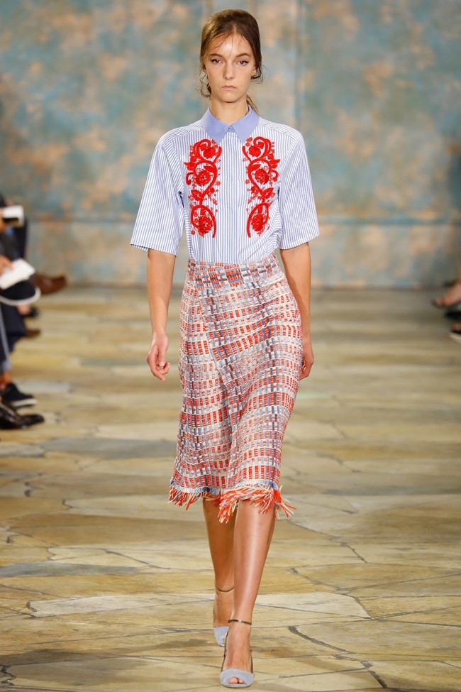 NEW YORK FASHION WEEK Tory Burch Spring 2016. www.imageamplified.com, Image Amplified (2)