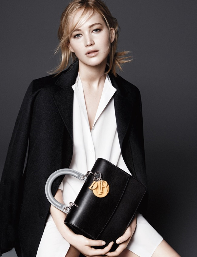 CAMPAIGN Jennifer Lawrence for Dior Accessories Fall 2015 by David Sims. www.imageamplified.com, Image Amplified (2)