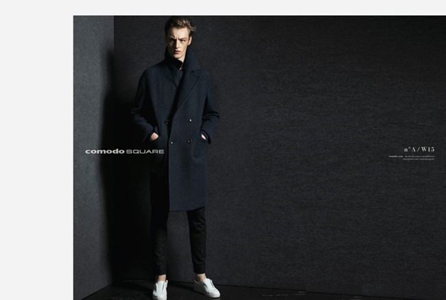 CAMPAIGN Roberto Sipos for COMODO SQUARE Fall 2015 by Michael Schwartz. David Vandewal, www.imageamplified.com, Image Amplified (2)