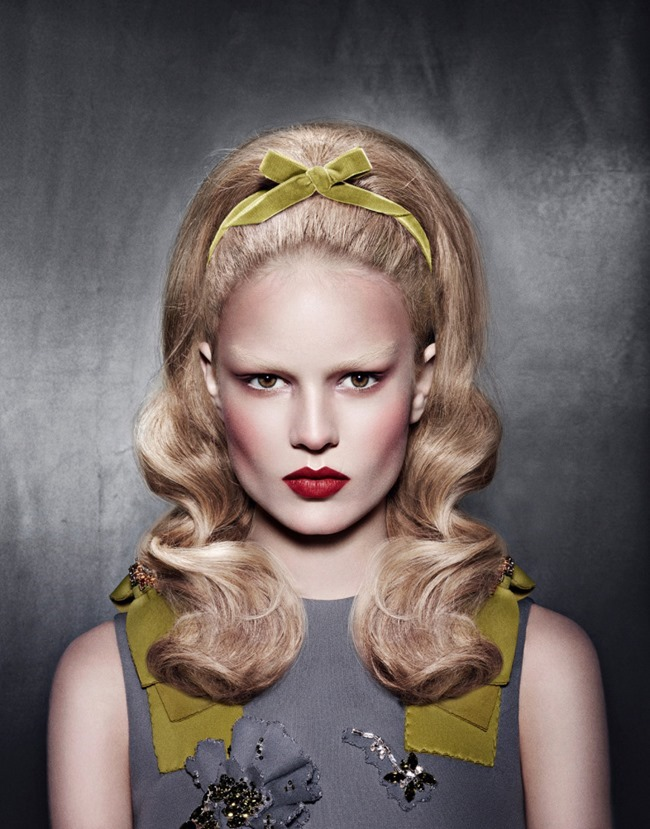 GARAGE MAGAZINE Anna Ewers & Coco Rocha by Phil Pynter, Fall 2015, www.imageamplified.com, Image amplified (2)