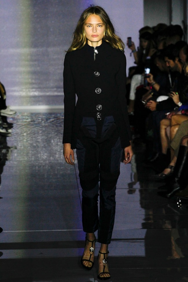 LONDON FASHION WEEK Versus Versace Spring 2016. www.imageamplified.com, Image Amplified (1)