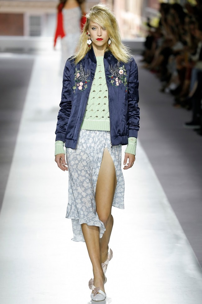 LONDON FASHION WEEK Topshop Unique Spring 2016. www.imageamplified.com, Image Amplified (14)