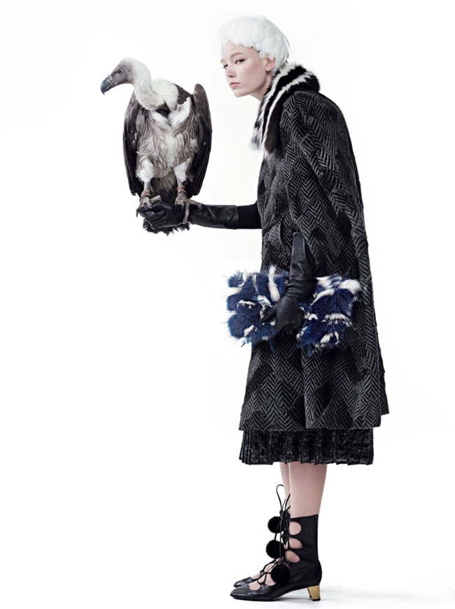 VOGUE MAGAZINE Flights of Fancy by Willy Vanderperre. Tabitha Simmons, October 2015, www.imageamplified.com, Image Amplified (7)
