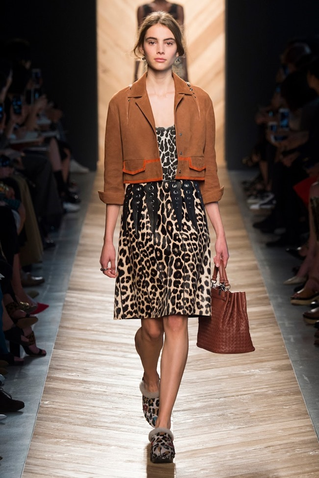 MILAN FASHION WEEK Bottega Veneta Spring 2016. www.imageamplified.com, Image Amplified (8)