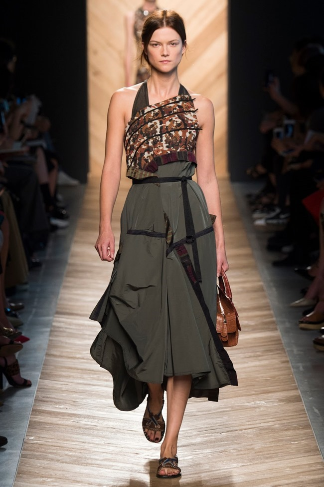 MILAN FASHION WEEK Bottega Veneta Spring 2016. www.imageamplified.com, Image Amplified (12)