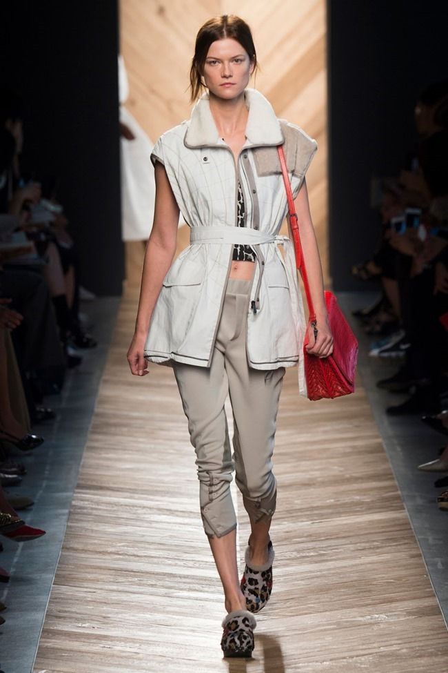 MILAN FASHION WEEK Bottega Veneta Spring 2016. www.imageamplified.com, Image Amplified (40)