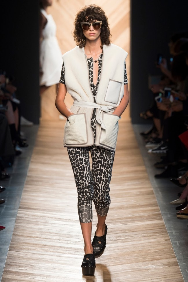 MILAN FASHION WEEK Bottega Veneta Spring 2016. www.imageamplified.com, Image Amplified (43)