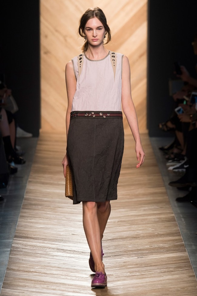 MILAN FASHION WEEK Bottega Veneta Spring 2016. www.imageamplified.com, Image Amplified (47)