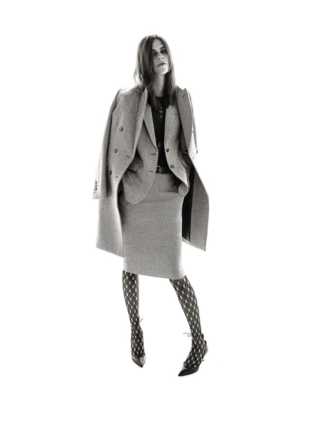 CAMPAIGN Lexi Boling for Uniqlo x Carine Roitfeld 2015 by Steven Meisel. www.imageamplified.com, Image Amplified (1)