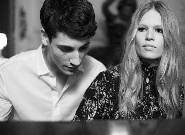 CAMPAIGN Nicolas Ripoll & Anna Ewers for H&M Fall 2015 by Josh Olins. David Hagglund, www.imageamplified.com, Image Amplified (6)
