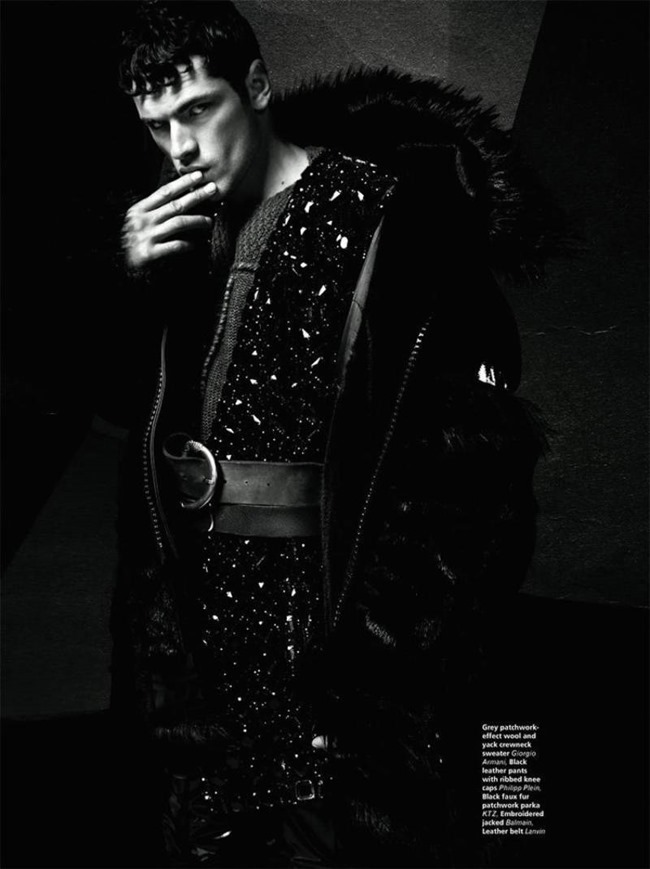 L'OFFICIEL HOMMES Sean O'Pry by Jack Waterlot. Amy Mach, Fall 2015, www.imageamplified.com, Image Amplified (4)